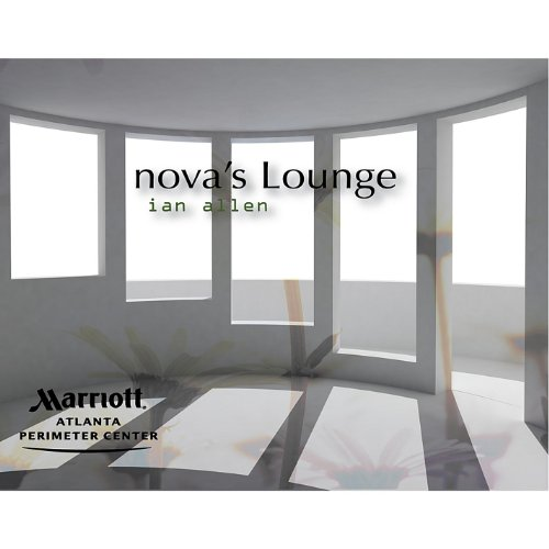 Nova's Lounge Atlanta Marriott Perimeter Edition