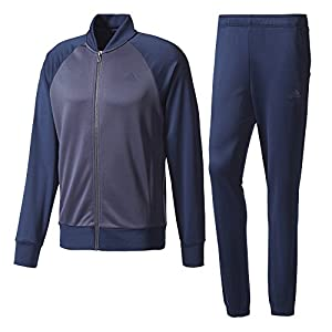 adidas Herren MTS Polyester Cosy Trainingsanzug