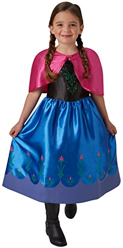 Rubie's 3620978 - Anna Frozen Classic - Larger Size