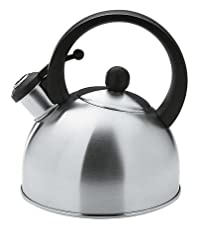 Copco Escort 1.5 Quart Brushed Stainless Steel Teakettle