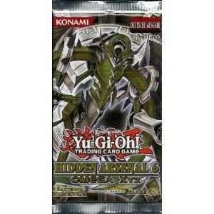 Yu-Gi-Oh! Hidden Arsenal 6 Omega Xyz - ein (1) Booster