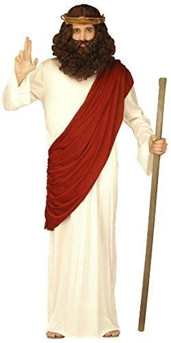 "Mens Prophet Costume Medium UK 40/42"" for Vicar Priest Church Fancy Dress"