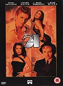 Studio 54 [DVD] [1999]