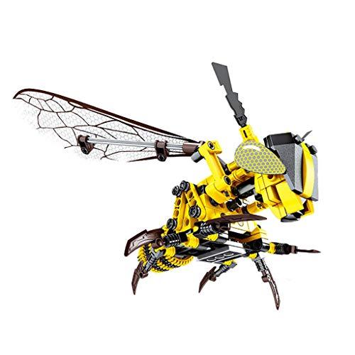 Cardith Simulierte Insekten Bienen rote Libellen Baustein ziegelstein pädagogische Spielwaren