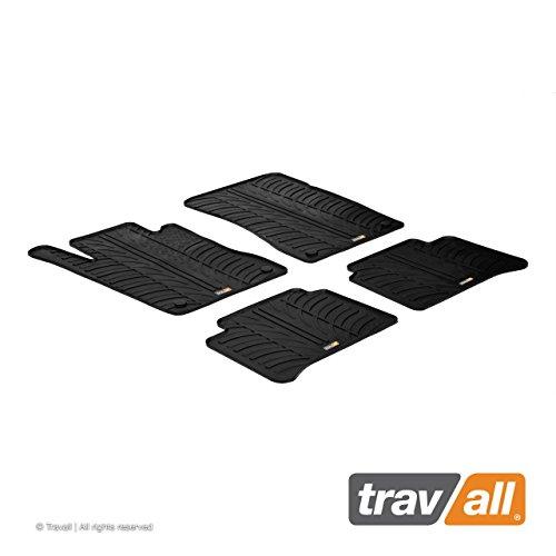 Travall Mats Gummifußmatten TRM1156 - Allwettermatten nach Maß Fussmatten Set