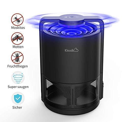 Moskito Killer Insektenvernichter Elektrisch Bug Zapper USB Mücken Moskitolampe Mückenfalle mit Nano LED-Leuchte, Nicht Toxisch, Keine Strahlung Ideal für Camping, Schlafzimmer 15-20 m²