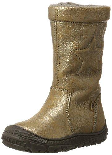 Bisgaard Unisex-Kinder Stiefel, Gold (6011 Gold), 34 (Für Gold Kinder Stiefel)