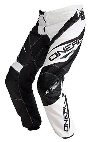 O\'Neal Element Hose RACEWEAR Weiß MX DH FR Moto Cross Enduro Motorrad, 0124R-1, Größe 38/54