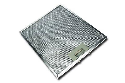 AEG Electrolux sans marque Hotte filtre à graisse en métal véritable. Numéro de pièce 4055099172