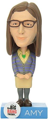 Big Bang Theory Amy Farrah Fowler Bobble Head 15cm Wackelkopf-Figur