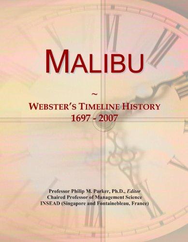 malibu-websters-timeline-history-1697-2007