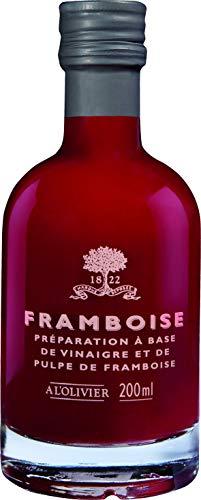 A l'Olivier - Provence Fruchtessig mit Himbeer - 200 ml
