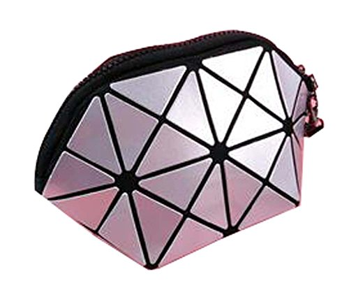 Portable Sacs de rangement Mode étanche Argent Cosmetic Bag Lac
