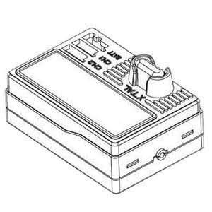 RC system - Récepteur 2,4 ghz RC701GR RC808T RC909T RC502T