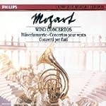 Concertos pour Vents (coll. Mozart Ed...