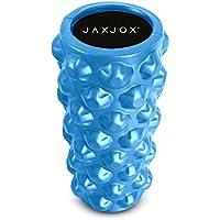 Jaxjox Unisex Hohe Dichte Deep Intense Foam Roller, blau