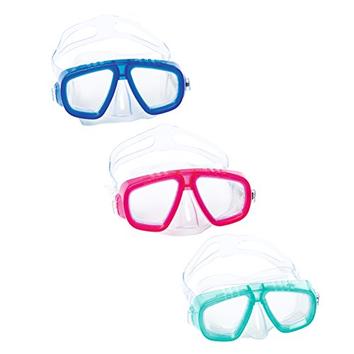 Bestway Hydro-Swim Tauchmaske, für Kinder Lil' Caymen,… | 06942138919134