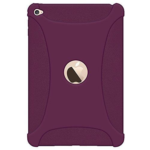 AMZER-Skin-Jelly-Custodia-Cover-in-Silicone-per-Apple-iPad-Mini-4-h4o