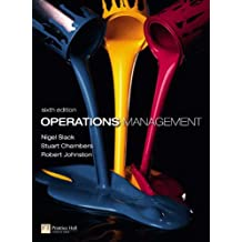 Operations Management. Online Course Pack: Operations Management