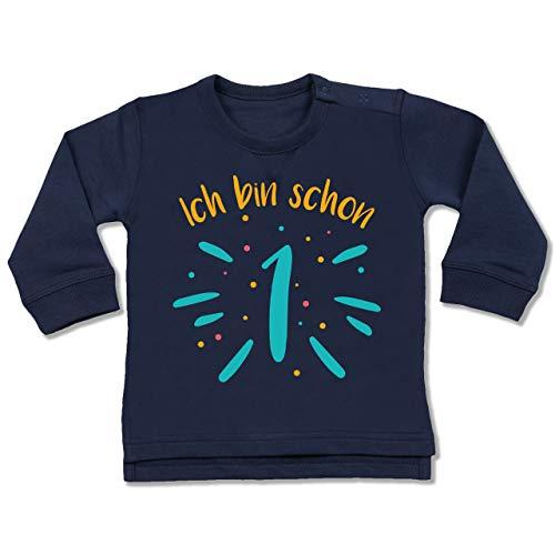 Shirtracer Geburtstag Baby - Ich Bin Schon 1 bunt - gebraucht kaufen  Wird an jeden Ort in Deutschland