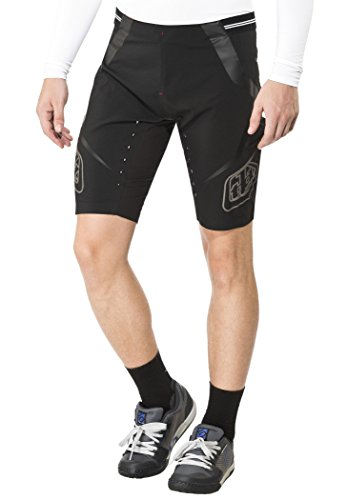 Troy Lee Designs Troy Lee Ace Shorts-Black, 30-inch