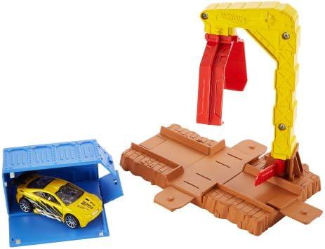 Mattel – Hot Wheels&8239;: Accessoires spéciaux, conteneurs en Chute       Vente En Ligne  5199d3