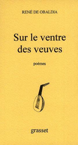 Sur le ventre des veuves (poèmes)
