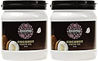 Pack Of 2 : (2 Pack) - Biona - Org Virgin Coconut Oil   800g   2 PACK BUNDLE