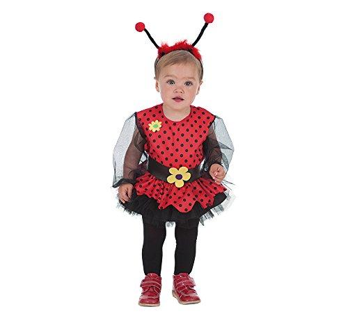 Imagen de llopis  disfraz bebe mariquita niña