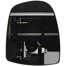 Cora 3361067 - Espejo con plancha para retrovisor izquierdo (cromado)