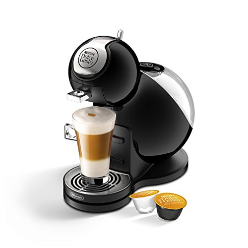NESCAFÉ Dolce Gusto Melody 3 Coffee Machine by De'Longhi - Black Test