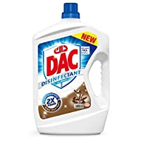 DAC Disinfectant Bakhour Liquid Cleaners, 3 Litre