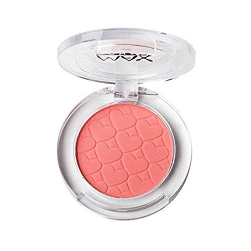 Meisijia Maquillage Fard à Joues Mineralize Fard à Joues Cheek Sleek Cosmetics Douce Poudre Make Up Nue