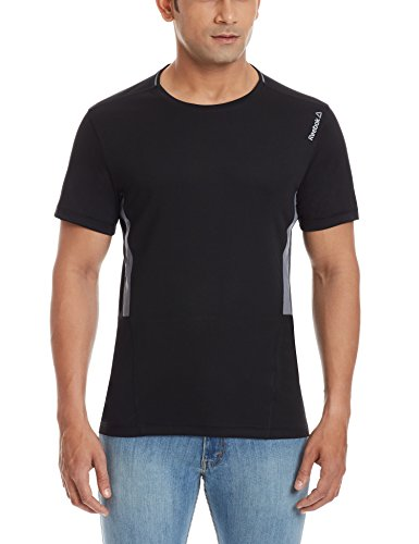 Reebok Herren Tech T-Shirt Black XL