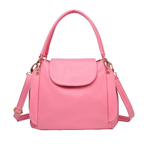 Borse In Pelle Borse Da Donna Borse A Tracolla Top Tote Ladies Borse Pink2 De  La Chine Où Acheter d219c05388f
