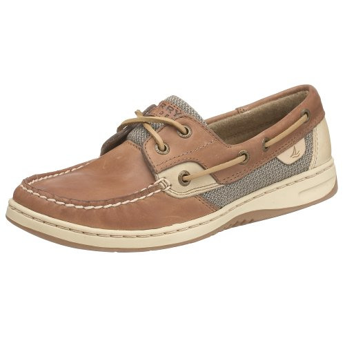 Sperry Top-Sider Bluefish 2-eye Nubuck 9276619, Damen Mokassins Beige