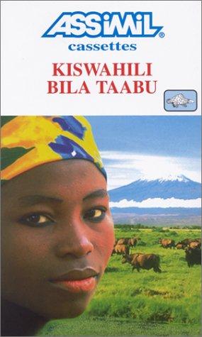 le swahili sans peine (coffret 4 k7)