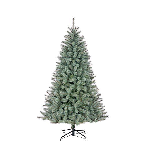 Black Box Trees Toronto Weihnachtsbaum Tips 1043-h215xd132cm, PVC/Hardneedle, blau, 215 -