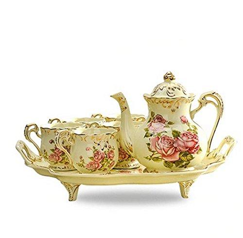 alto-grado-de-marfil-juegos-de-cafe-de-estilo-europeo-con-estampado-de-flores-muebles-de-la-habitaci