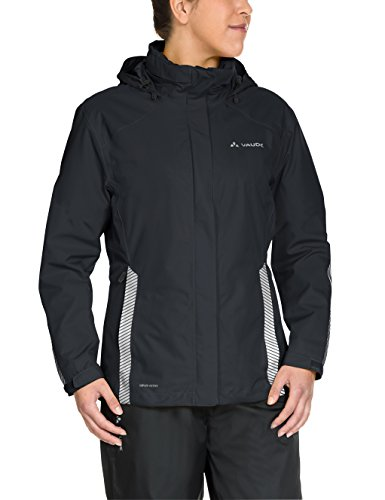 VAUDE Damen Women's Luminum Jacket Jacke, Black,3 XL Iii Lady Jacke
