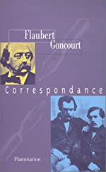 Correspondance de Goncourt