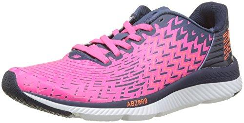 New Balance FuelCore Razah, Zapatillas Deportivas para Interior para Mujer, Rosa (Alpha Pink/Dark Cyclone), 38 EU
