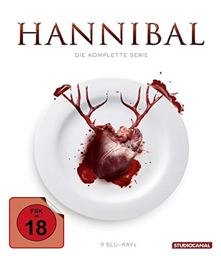 Hannibal - Staffel 1-3 Gesamtedition [Blu-ray]