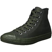Amazon.it  converse all star pelle - Verde 9cc0593ab8e