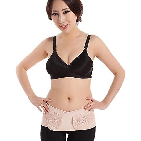 acmede–Mujer Recuperación Postpartum repirante cinturón Minceur banda de pelvis–tamaño estándar