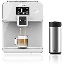 Cecotec Power Matic-ccino 8000 Touch Cafetera Megautomática que muele café con Depósito de leche