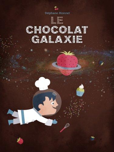 Couverture du livre Le Chocolat-Galaxie