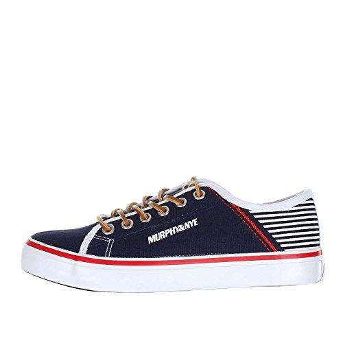 Murphy & Nye, Jungen Sneaker, blau - blau - Größe: 33