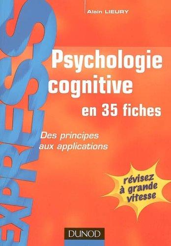 Psychologie cognitive