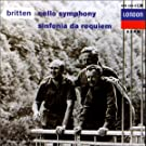 Britten : Cello Symphony - Sinfonia da Requiem